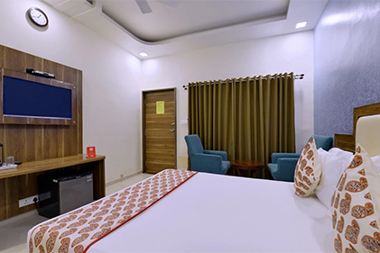 Luxury Air Conditioned Room